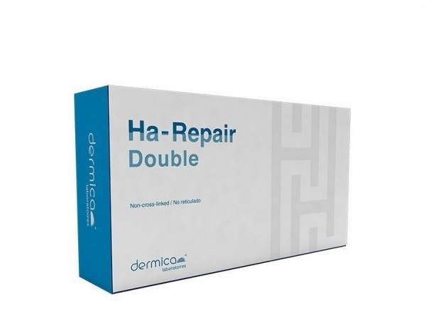 DERMICA HA-REPAIR DOUBLE ( 5 X 5 ML)