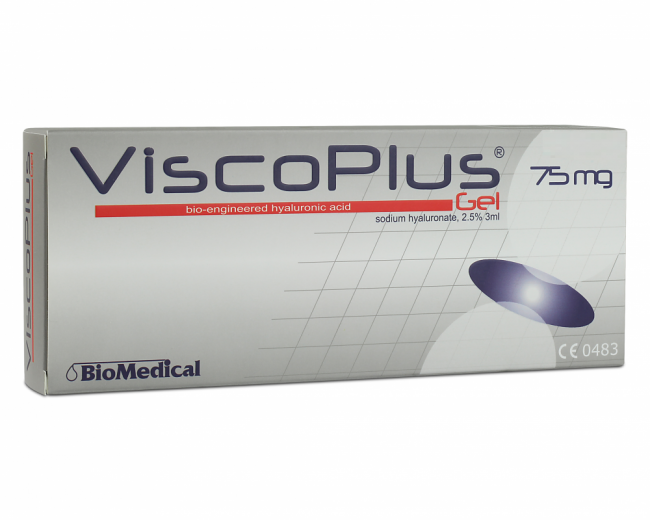 ViscoPlus Gel 75mg (1×3.0ml)