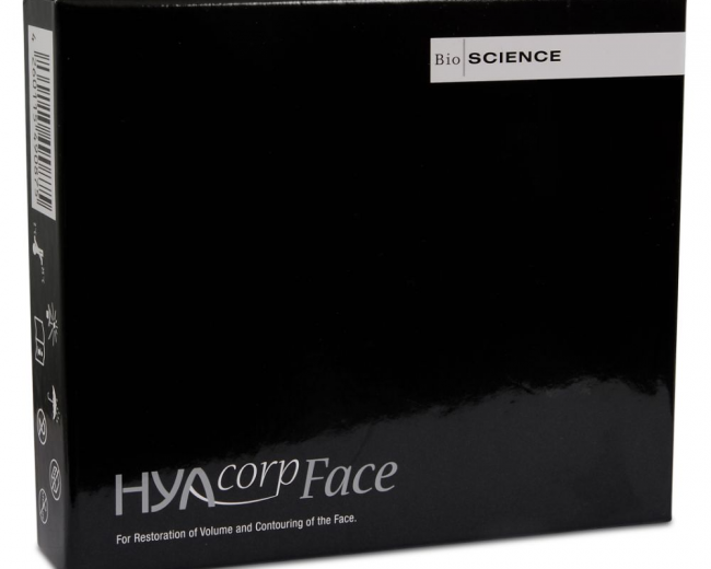 HYAcorp Face (2x2ml)