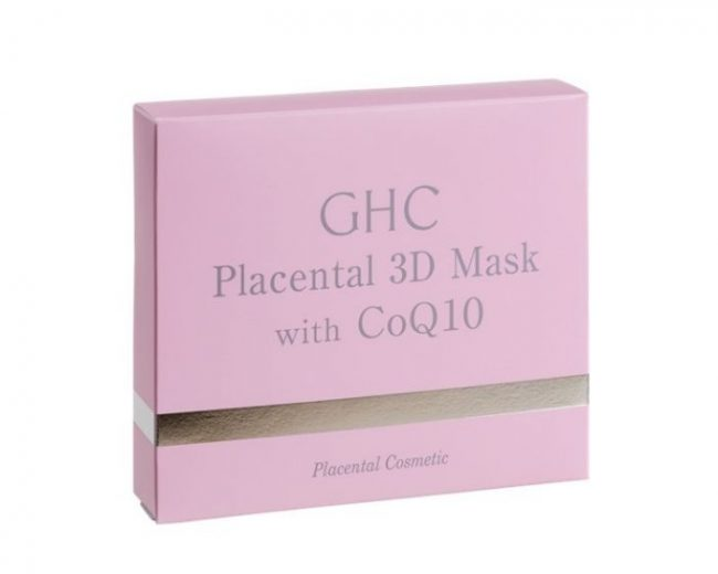 Buy GHC PLACENTAL 3D MASK WITH COQ10 🇯🇵 online