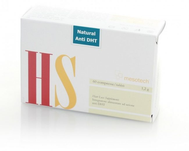 Buy HS ANTI-DHT Hair Supplement Online