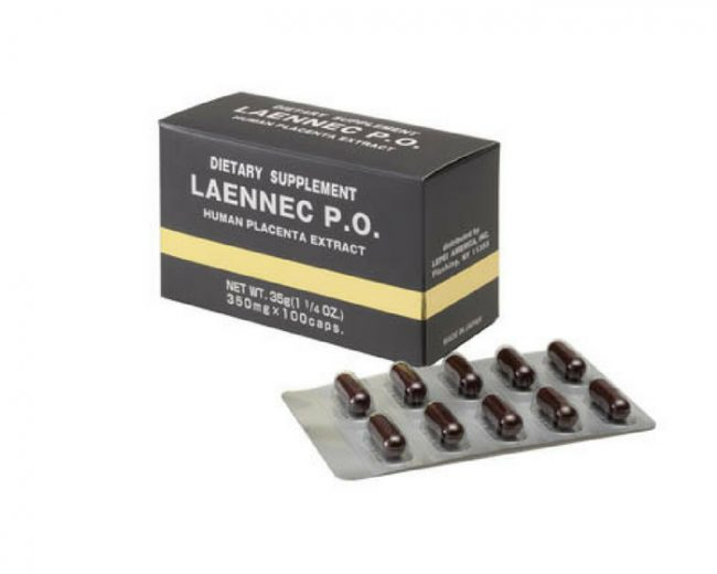 LAENNEC P.O. HUMAN PLACENTA EXTRACT 🇯🇵