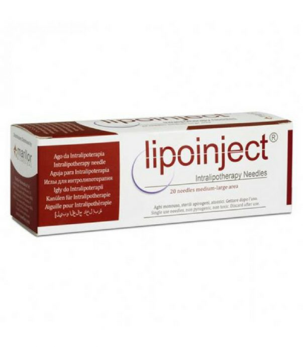 Buy LIPOINJECT Intralipotherapy Needle 24G x 100 mm