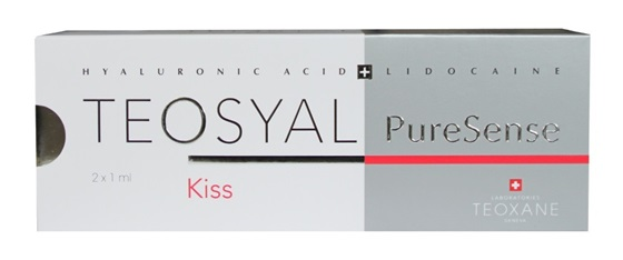 TEOSYAL KISS PURESENSE 1,0 ML